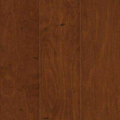 Landings View Amber Distressed 3/8 in. x 5 in. Wide x Random Length Engineered Hardwood Flooring (28.25 sq. ft. / case)