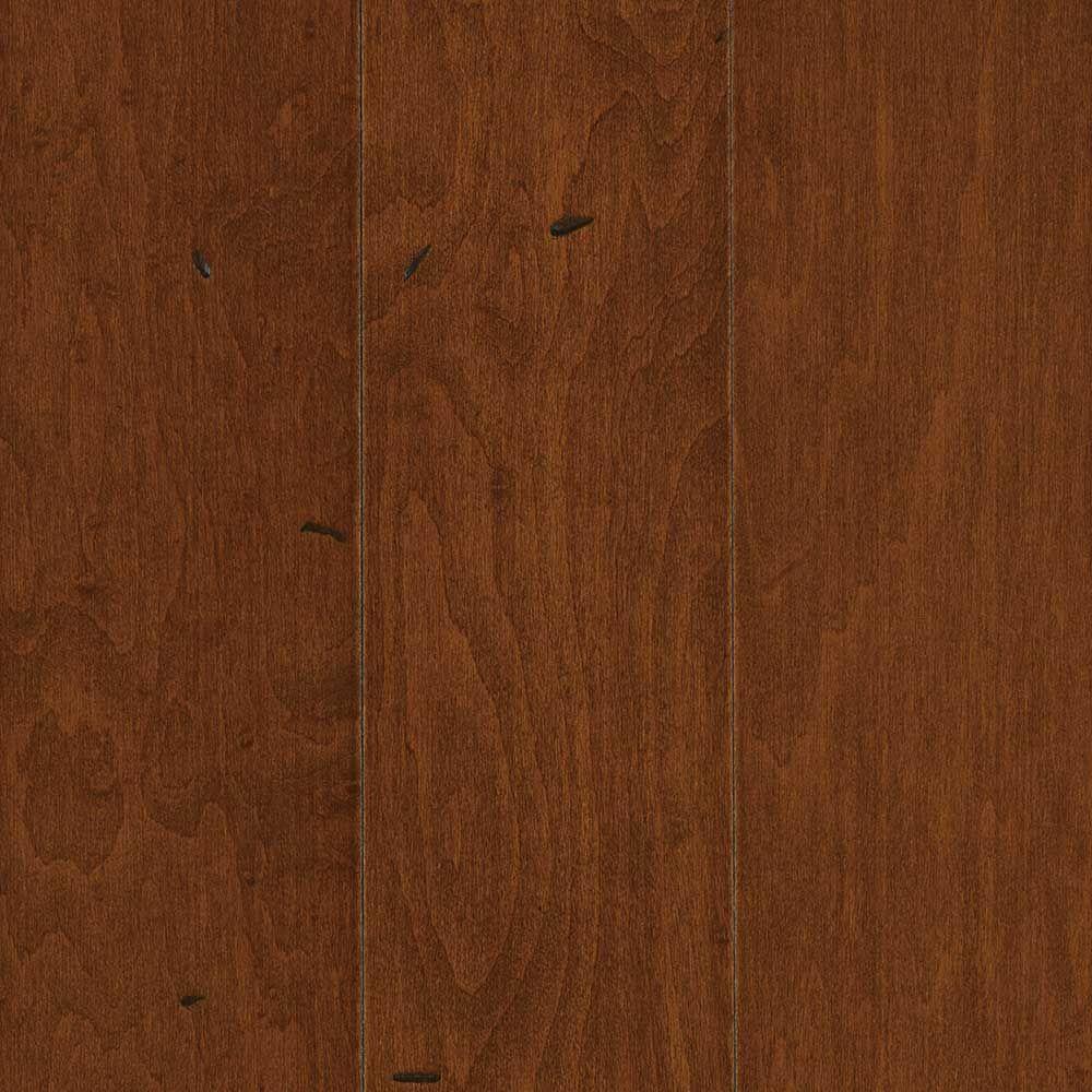 Landings View Amber Distressed 3/8 in. x 5 in. Wide x Random Length Engineered Hardwood Flooring (28.25 sq. ft. / case)