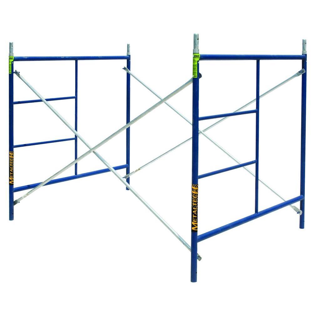 Saferstack 5 ft. x 5 ft. x 7 ft. Scaffold Set