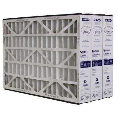 20 in. x 25 in. x 5 in. Non-Woven Pleated Air Filter FPR 5 (3-Pack)