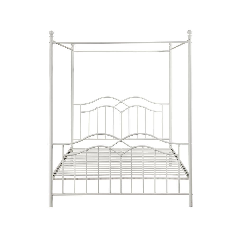 Earhart Queen Size Metal Bed Frame
