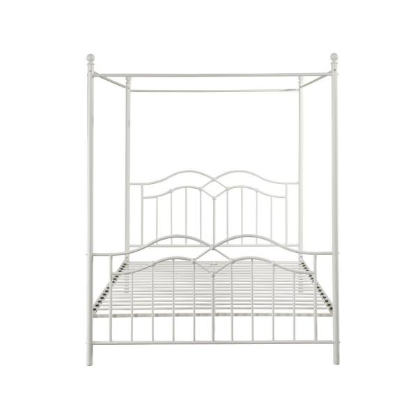 Earhart Queen Size Metal Bed Frame