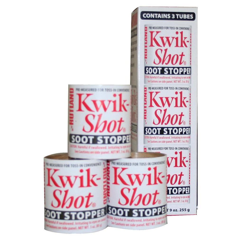 Kwik-Shot Soot Stopper Grenades (3-Pack)