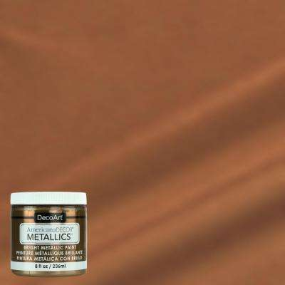 8 oz. Metallic Antique Bronze Paint