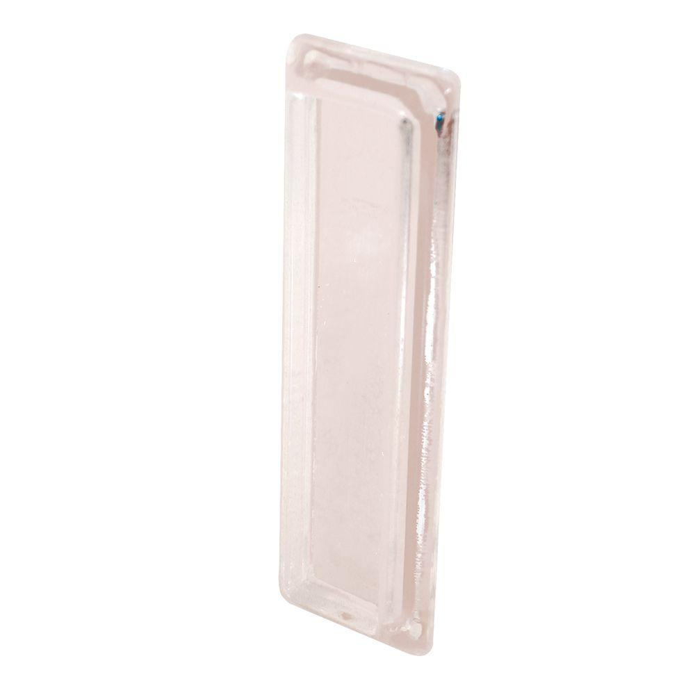 Prime-Line Window Finger Pull Self Adhesive Clear Plastic