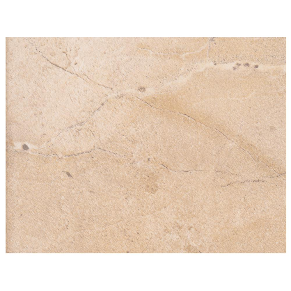 Florida Tile Livingston Gold 10 In X 13 In Ceramic Wall Tile