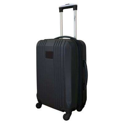 Carry-On Hardcase 21 in. Black Dual Color Expandable Spinner
