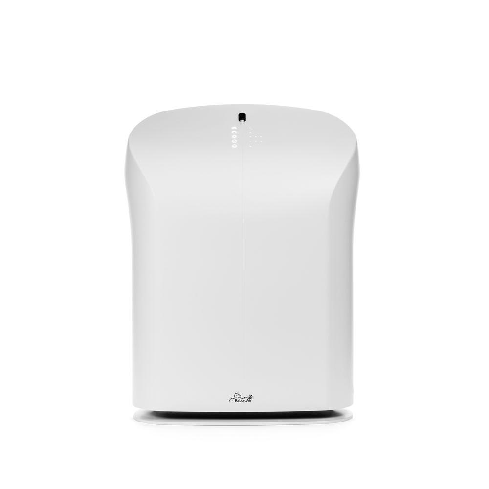 SPA-550A BioGS 2.0 Ultra Quiet HEPA Air Purifier