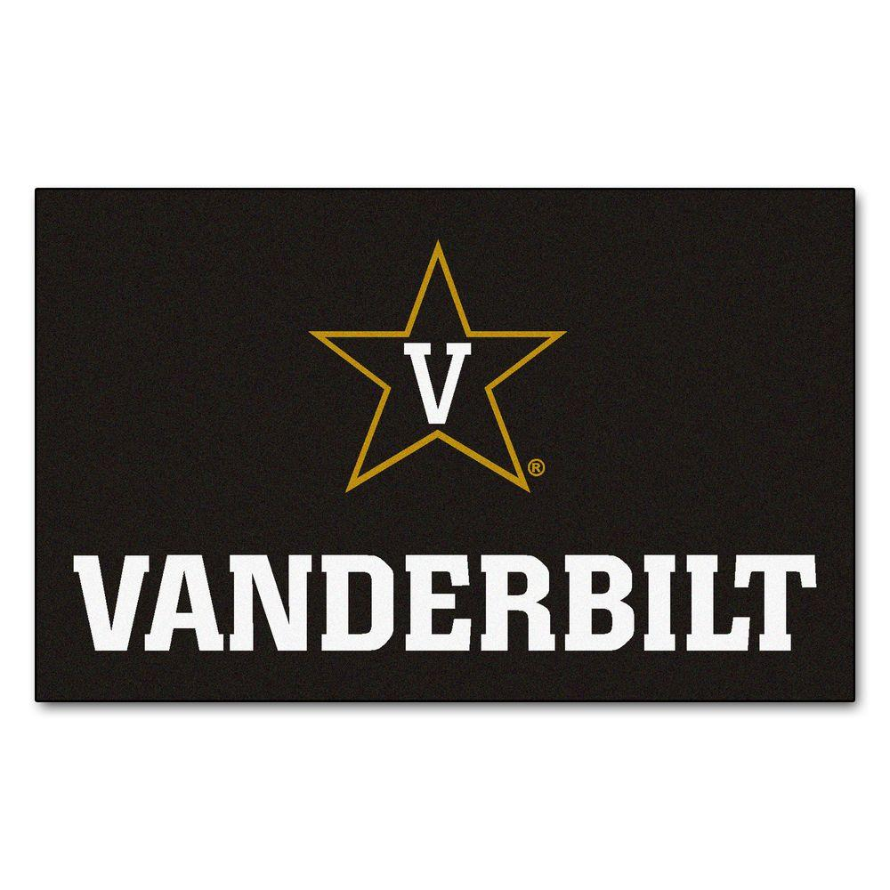 FANMATS Vanderbilt University 60 in. x 96 in. Ulti-Mat