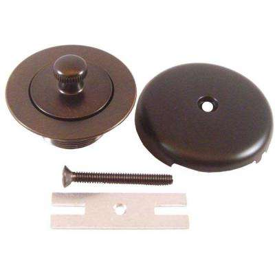 Lift and Turn Bath Trim Kit in Oil-Rubbed Bronze