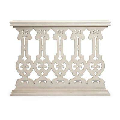 Grace Omate White Console Table