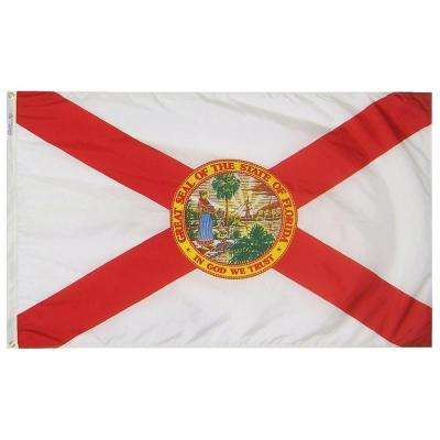 4 ft. x 6 ft. Florida State Flag