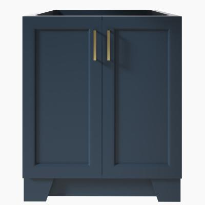 Taylor 30 in. W Vanity Cabinet Only in Midnight Blue
