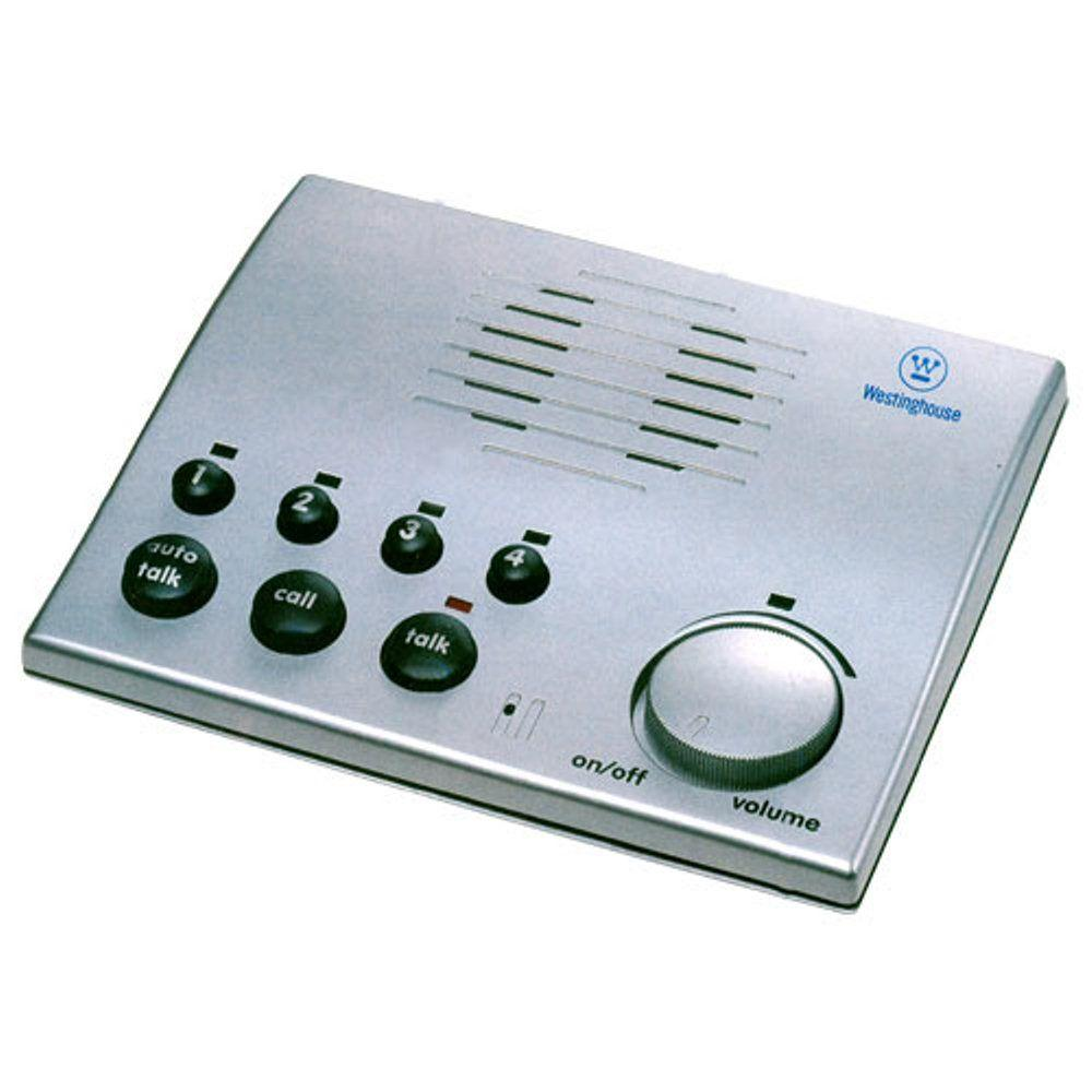 Westinghouse 4-Channel Voice-Activated Intercom-DISCONTINUED
