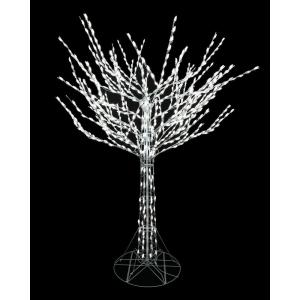 9 Ft White Artificial Christmas Tree