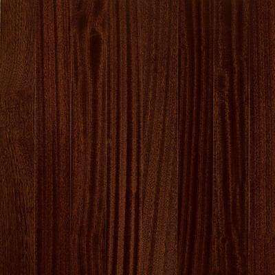 World Exotics Burnished Sable 3/8 in. T x 4-3/4 in. W x Random Length Engineered Hardwood Flooring (32.55 sq. ft./ case)