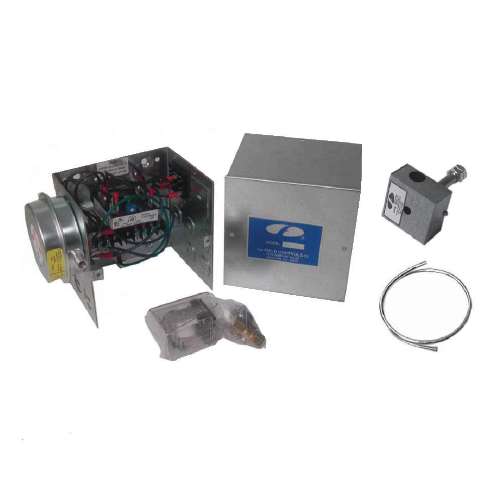 field controls hvac accessories ck 61 64_1000 field controls hvac parts & accessories heating, venting field controls ck61 wiring diagram at mr168.co