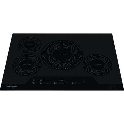 Elegant 30 In. Smooth Electric Induction Cooktop ...