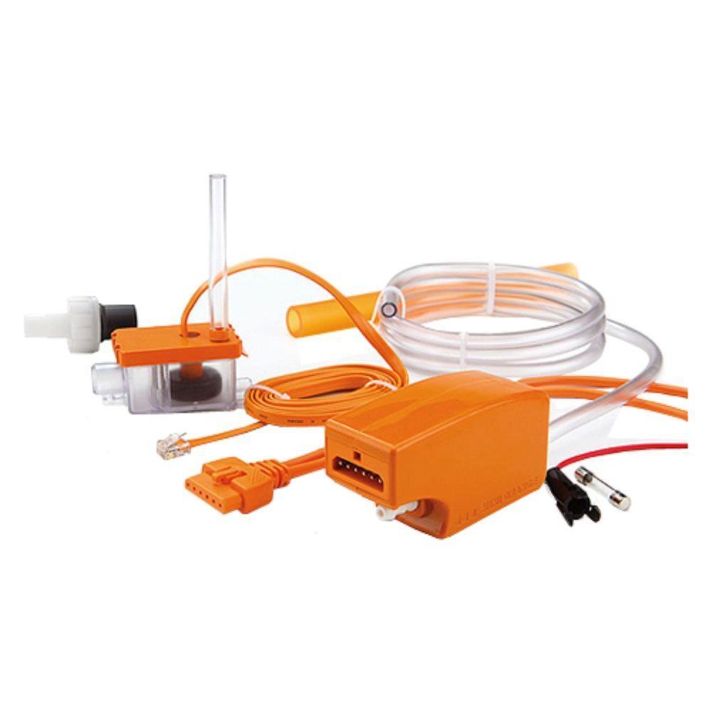 RectorSeal Aspen Maxi Orange 115/208-230-Volt Condensate Pump for Ductless Mini-Split Indoor Units Up to 5 Tons