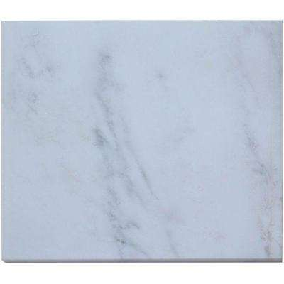 Oriental 12 in. x 12 in. x 8 mm Marble Floor and Wall Tile (10 pieces 10 sq.ft./Box)