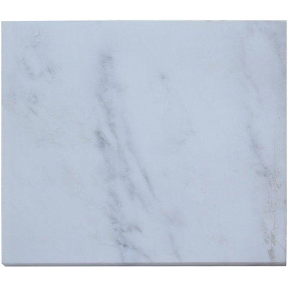 Ivy Hill Tile Oriental 12 in. x 12 in. x 8 mm Marble Floor and Wall Tile (10 pieces 10 sq.ft./Box)