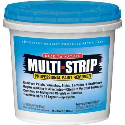 1-qt. Multiple Layer Paint and Varnish Remover (6-Pack)
