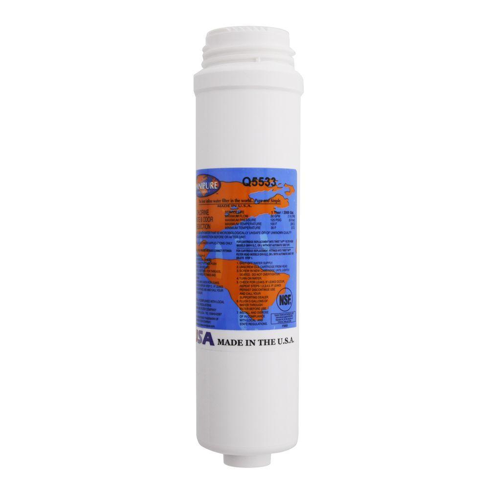 Q5533 Q-Series GAC Water Filter