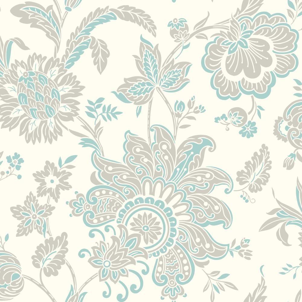 York Wallcoverings Pattern Play Arabella Wallpaper HS2038