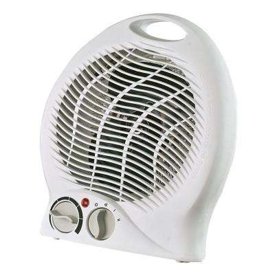 750-Watt to 1500-Watt Portable Fan Heater with Thermostat
