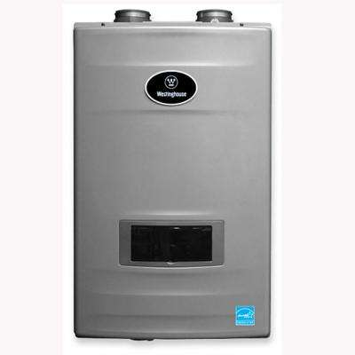 8.2 GPM High Efficiency Liquid Propane Tankless Water Heater with Built-in Recirculation and Pump