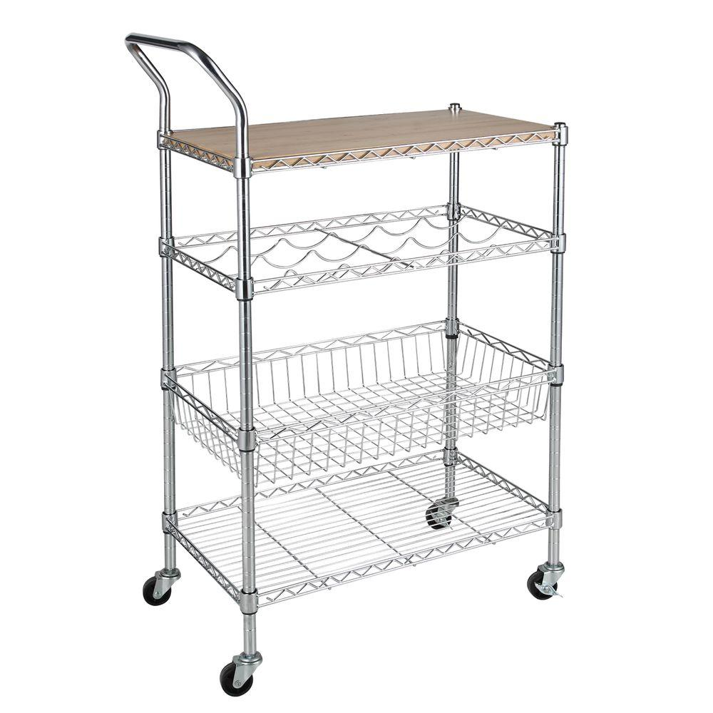 Sandusky 26 in. W Utility Cart