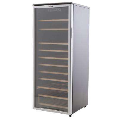 24 in. 75-Bottle Wine Cooler