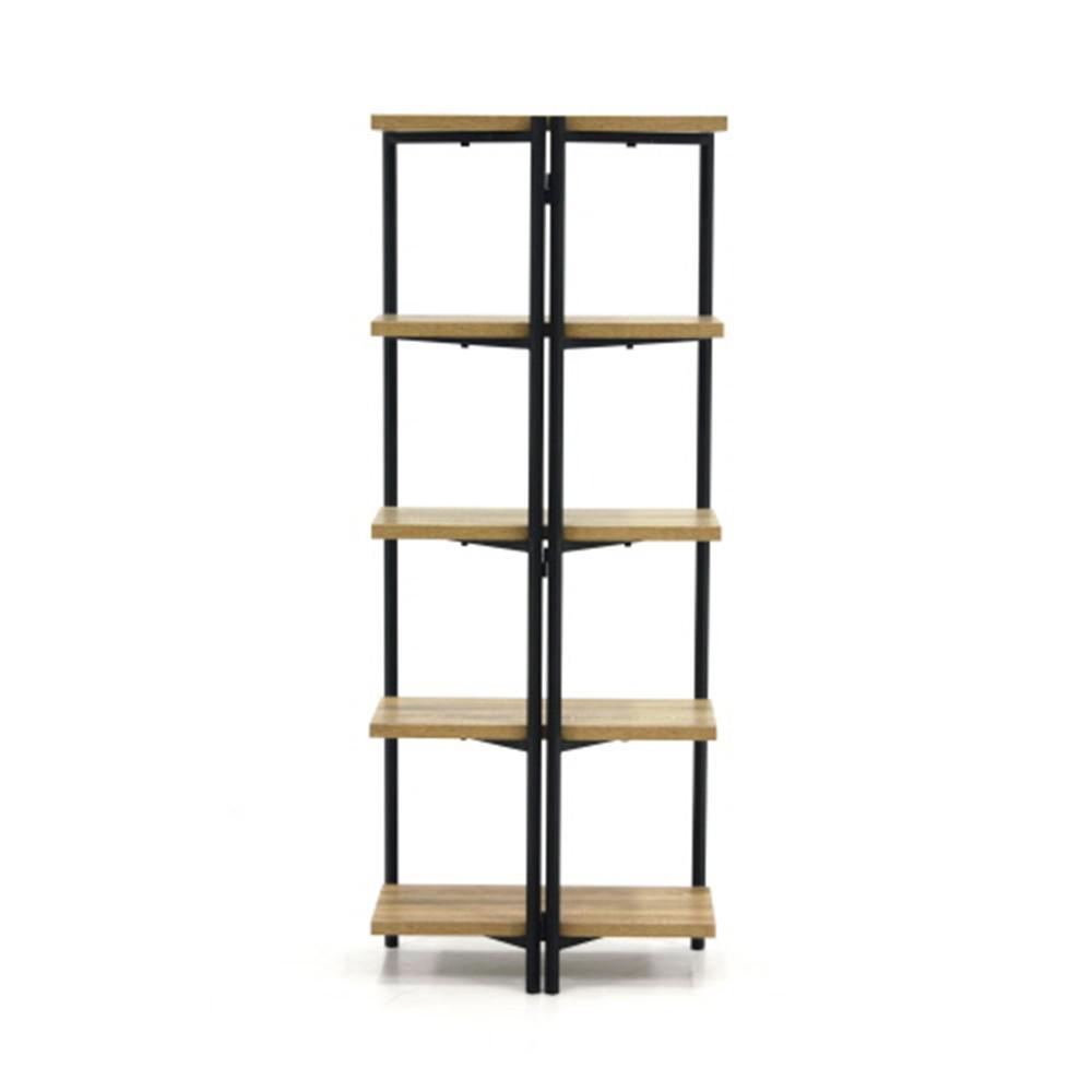Sauder North Avenue Charter Oak Shelf Bookcase
