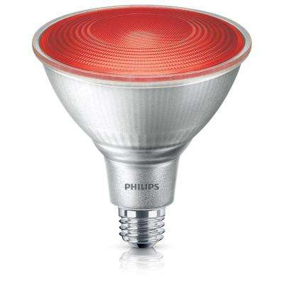 90-Watt Equivalent PAR 38 LED Flood Red
