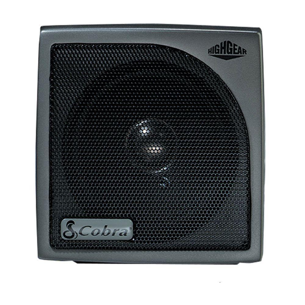 Dynamic External CB Speaker