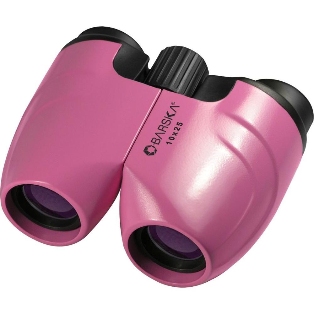 Colorado 10x25 Binoculars in Pink