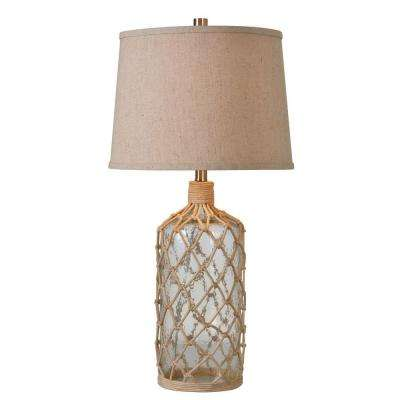 Captain 30 in. Rope Table Lamp