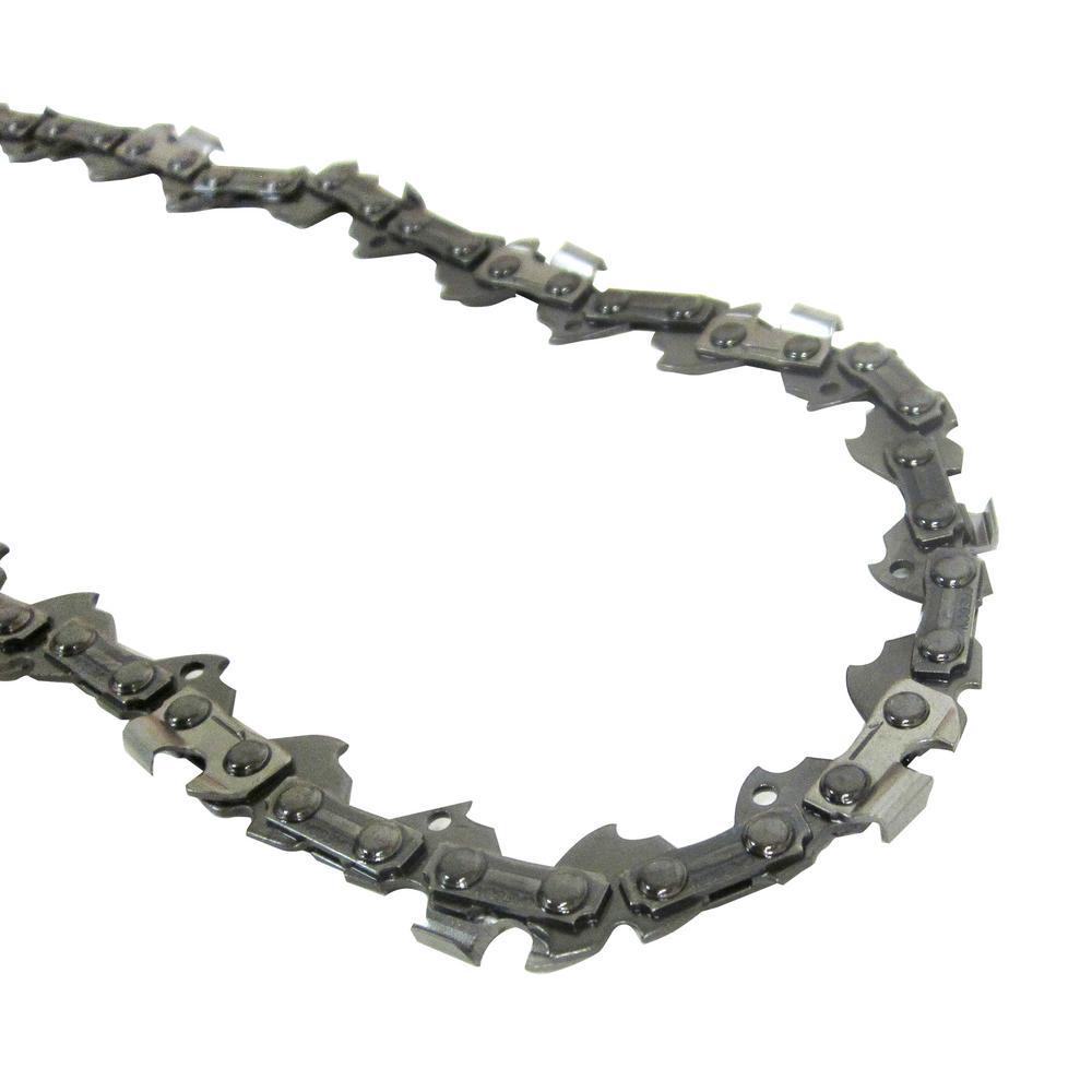 8 in. Semi Chisel Pole Chain Saw Chain for Sun Joe SWJ800E, SWJ802E and iON8PS
