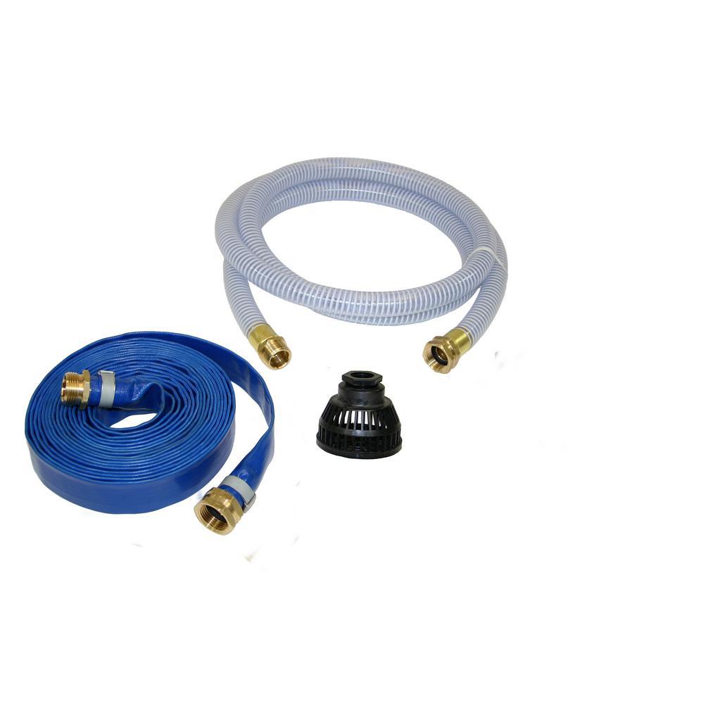 Stanley 1 in. Water Pump Hose Kit-ST1HK
