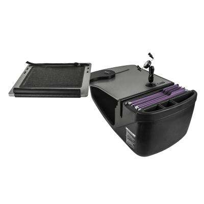 Reach Desk Front Seat with Built-In Power Inverter and Phone Mount