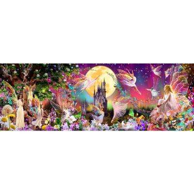 72 in. H x 100 in. W Fairyland Wall Mural