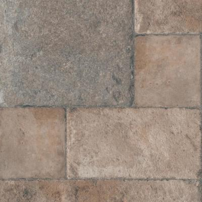 Tuscan Stone Bronze 8 mm Thick x 15.5 in. Wide x 47-1/2 in. Length Click Lock Laminate Flooring (20.02 sq. ft. / case)
