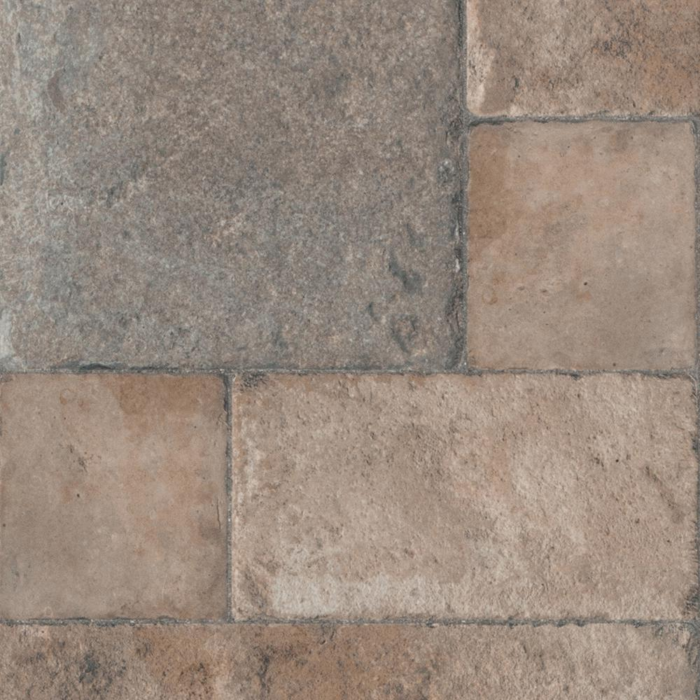 Elegant Tuscan Stone Bronze 8 Mm Thick X 16 In. Wide X 47 1/