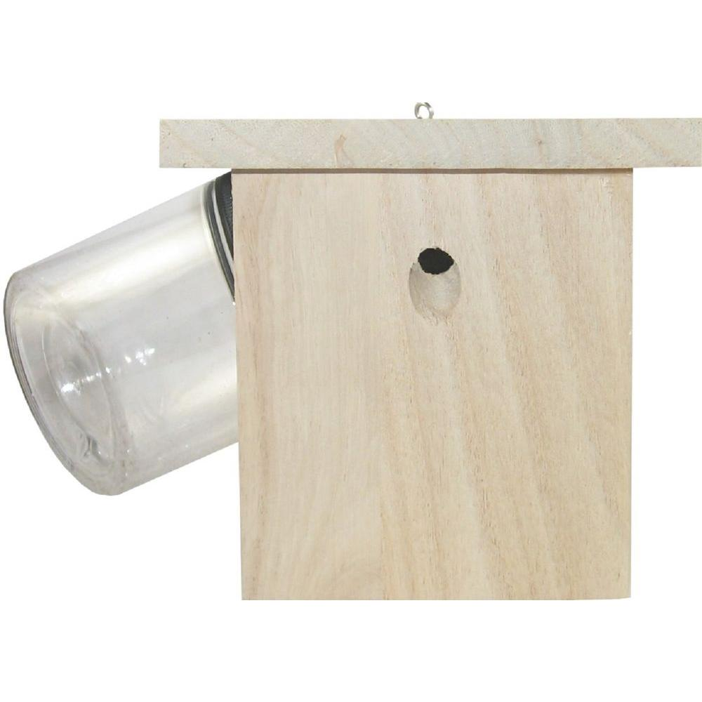 Bees N Things Carpenter Bee Trap Bees Ast The Home Depot