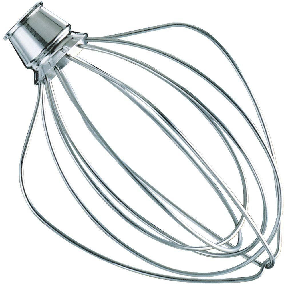 KitchenAid 6-Wire Whip Stand Mixer Accessory-K45WW - The He Depot
