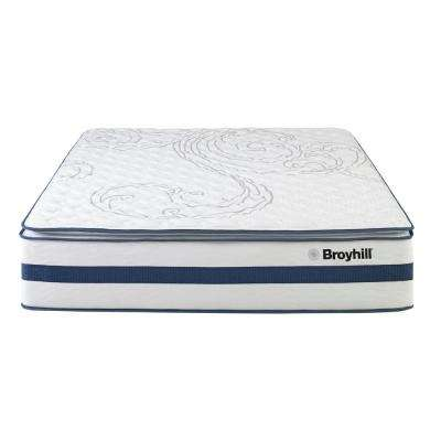 Natural Spring Sapphire 13 in. King Gloster Euro Top Hybrid Mattress