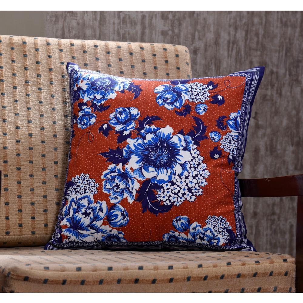 Clarissa Multi King Decorative Pillow (Set of 2)