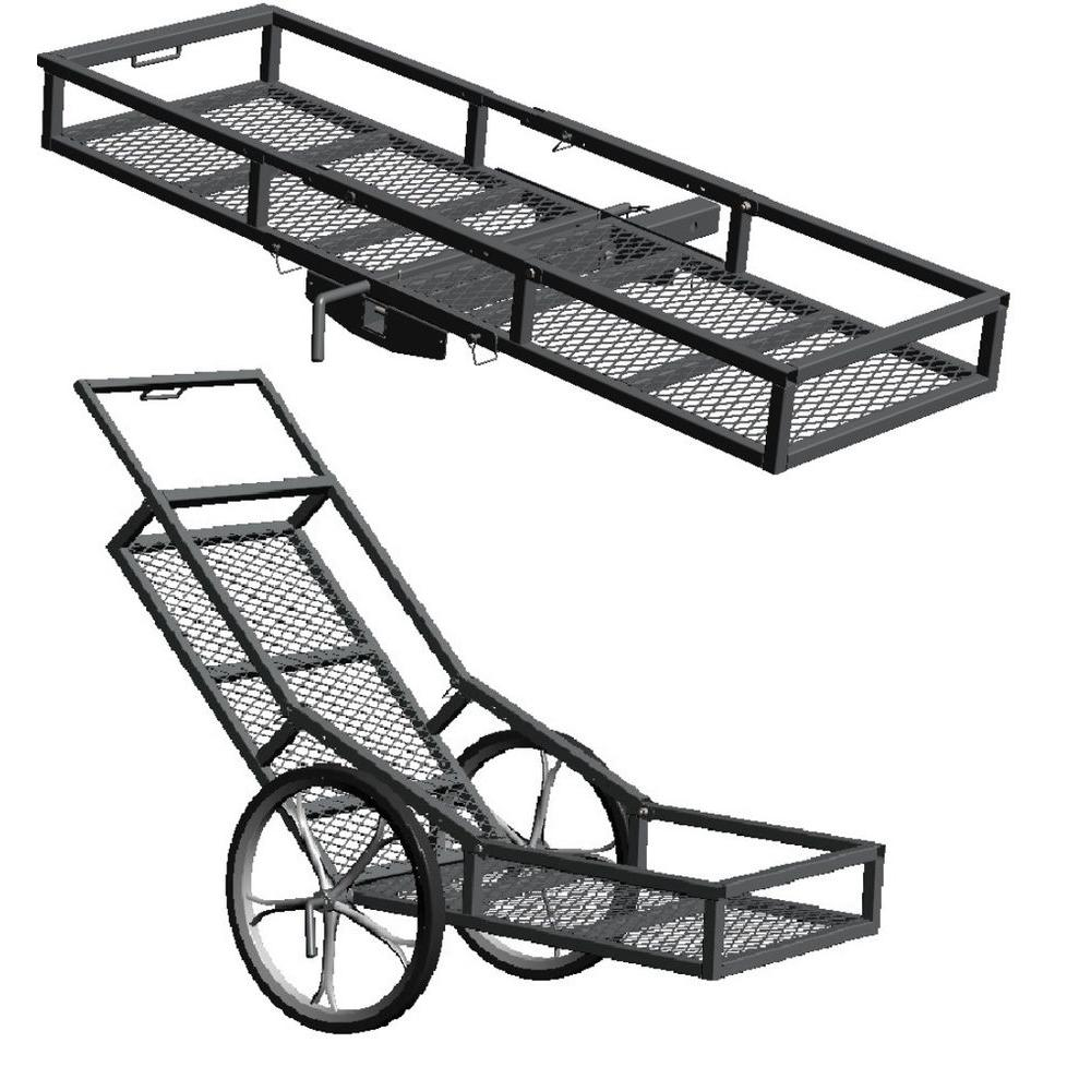 Uriah Products 500 lb. Capacity Hitch Cargo Carrier