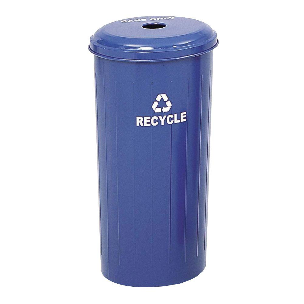 20 Gal. Recycling Receptacle with Lid