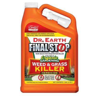 128 oz. Ready-to-Use Weed and Grass Herbicide